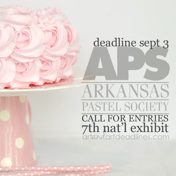 Learn more about the 7th National Exhibit from the Arkansas Pastel Society!