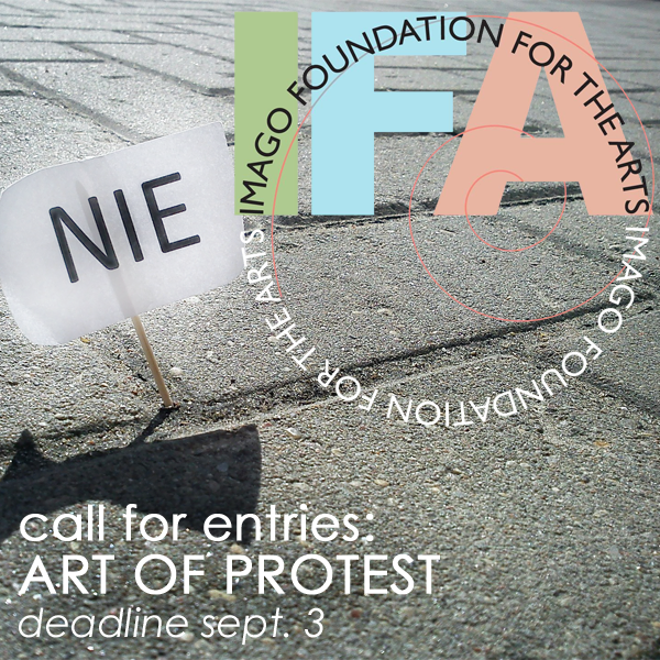 Learn more about the Art of Protest from IMAGO Foundation for the Arts!
