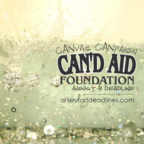 Learn more about the CANvas CANpaign from the Can'd Aid Foundation!