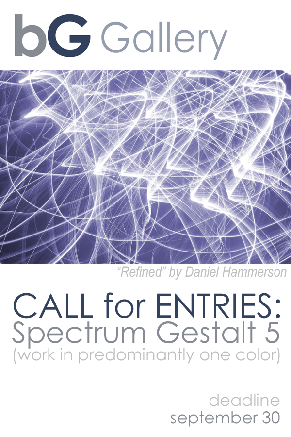 Learn more about Spectrum Gestalt 5 from the bG Gallery in Santa Monica!