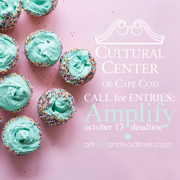 Learn more about the Amplify online exhibit from the Cultural Center of Cape Cod!