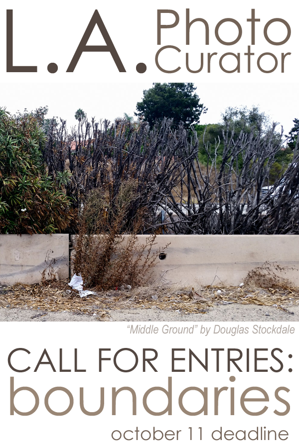 Learn more about the Boundaries exhibit from LA Photo Curator!