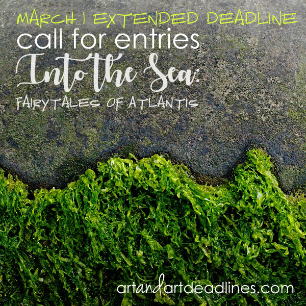 Learn more about the Into the Sea Call for Submissions!