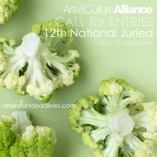 Learn more about the 12th National Juried from the Arts and Culture Alliance of Greater Knoxville!