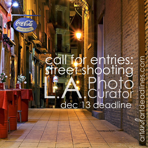 Learn more about the Street Shooting exhibit from LA Photo Curator!