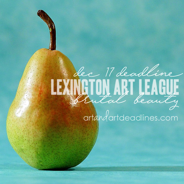 Learn more about Brutal Beauty 2018 from the Lexington Art League!