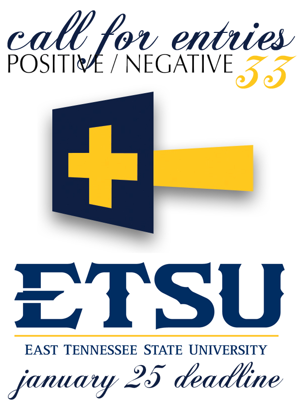 Learn more about Positive Negative 33 from the Slocumb Galleries at ETSU!