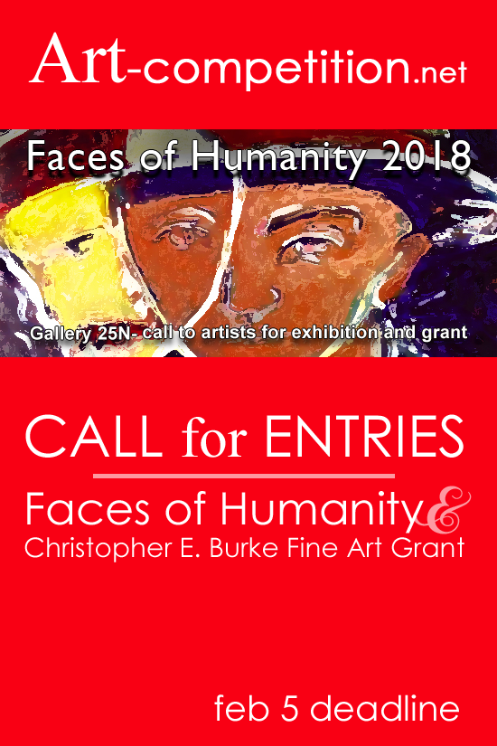 Learn more about the Faces of Humanity exhibit from art-competition.net!
