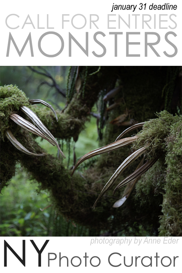 Learn more about the Monsters exhibit from NY Photo Curator!