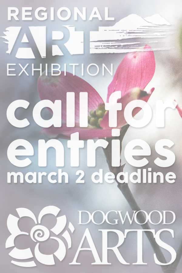 Learn more about the Dogwood Arts Regional exhbition!