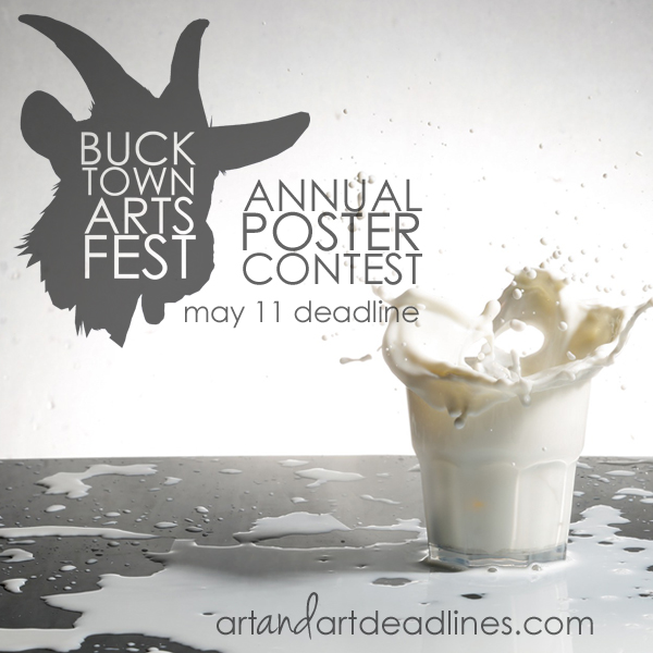 Learn more about the Bucktown Arts Fest Annual Poster contest!