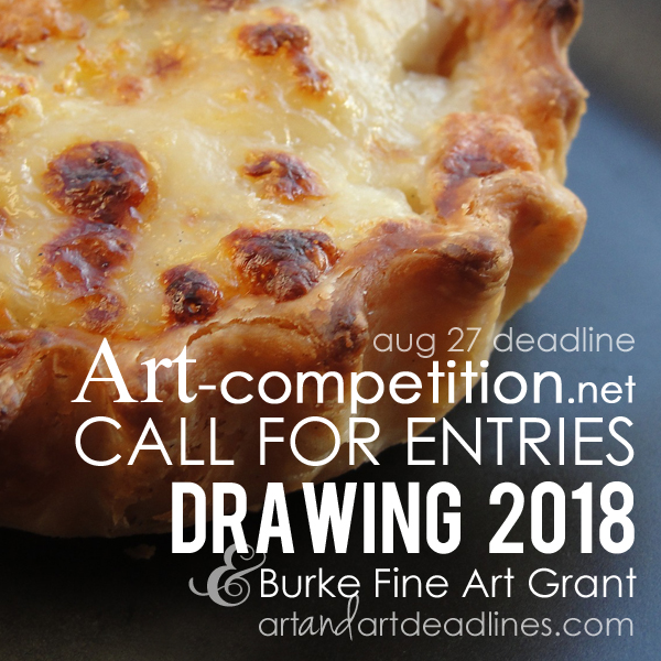 CALL for ENTRIES: Drawing 2018 | Art and Art Deadlines com