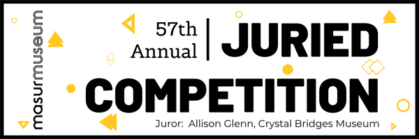 Learn more about the 57th Annual Juried Exhibit from Masur Museum!
