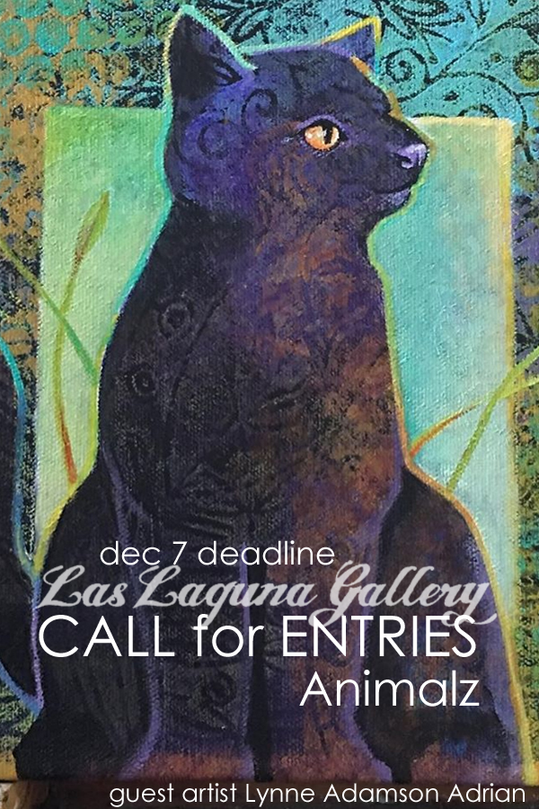 Learn more about the Animalz exhibit from the Las Laguna Gallery!